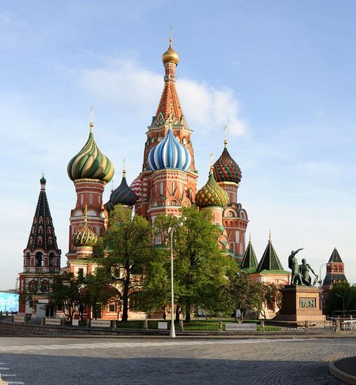 Kreml i Plac Czerwony
